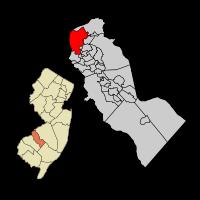 Camden City Map within Camden Co, N