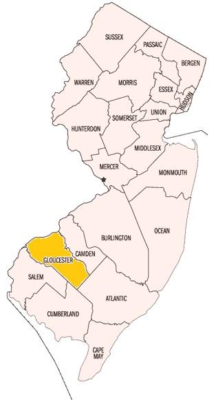 Gloucester County NJ