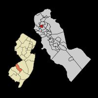 Oaklyn within Camden Co, NJ