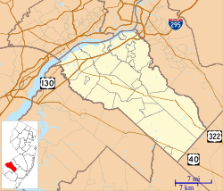 Gloucester Co Map