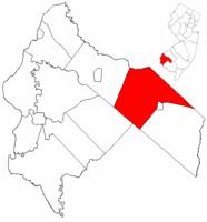 Upper Pittsgrove Twp Map