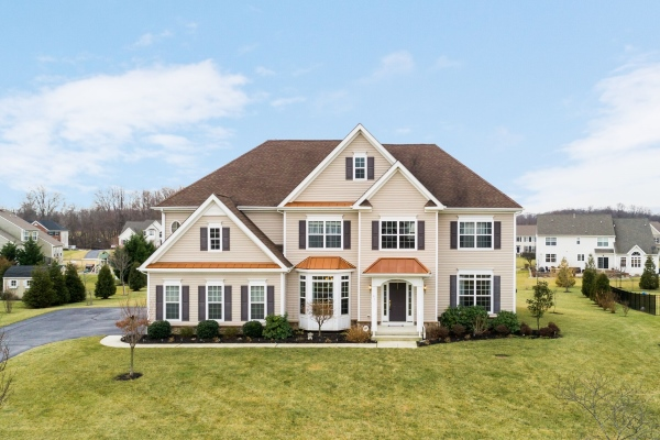 Outstanding Mickleton, Gloucester Co, NJ Home For Sale ~ 4 Bedrooms ~ 3.5 Baths ~ $549,000 Offered by SNJ Real Estate